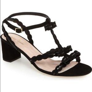 Kate Spade Madea Scalloped Sandal
